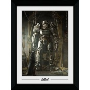 GBeye Collector Print - Fallout Power Armour 50x70cm