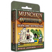 Munchkin Warhammer Age of Sigmar – Death and Destruction - EN