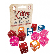 Kitten d6 Dice Set - EN