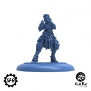 Guild Ball - The Mason's Guild: Champ