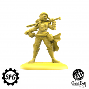 Guild Ball - The Brewer's Guild Veteran Decimate