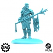Guild Ball - The Fisherman's Guild Veteran Sakana