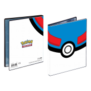 UP - 4-Pocket Portfolio - Pokemon - Great Ball