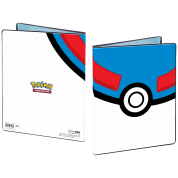 UP - 9-Pocket Portfolio - Pokemon - Great Ball