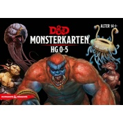 Dungeons & Dragons - Monster Deck 0-5 - DE