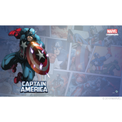 FFG - Marvel Champions: Captain America Game Mat