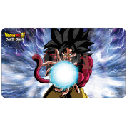 UP - Playmat - Dragon Ball Super - Super Saiyan 4 Goku
