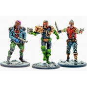 Judge Dredd: Model Preview Pack - EN