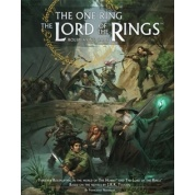 The One Ring - The Lord of the Rings RPG: 2nd Edition Rulebook - EN