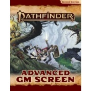 Pathfinder Advanced GM Screen [P2] - EN