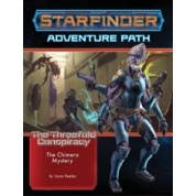 Starfinder Adventure Path: The Chimera Mystery (The Threefold Conspiracy 1 of 6) - EN