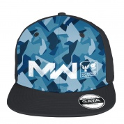 Call of Duty: Modern Warfare Snapback-Blue Logo