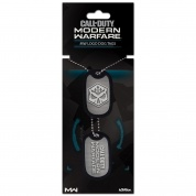 Call of Duty: Modern Warfare Dog Tag - Logo