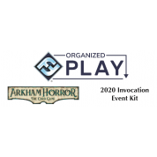 FFG - 2020 Arkham Horror: The Card Game Invocation Event Kit - EN