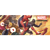 FFG - Marvel Champions Open Play Kit - Season 1 - EN