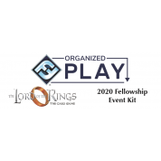 FFG - 2020 The Lord of the Rings: The Card Game Fellowship Event Kit - EN