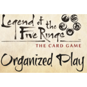 FFG - Legend of the Five Rings: The Card Game 2020 Store Championship Kit - EN