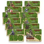 UP - Pathfinder Adventure Card Game Mini Mat 12 Pack