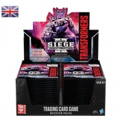 Transformers TCG - War for Cybertron Siege 2 Booster Display (30 Packs) - EN