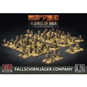 Flames of War: Fallschirmjäger Company