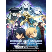Weiß Schwarz - Sword Art Online Alicization Booster Display (20 Packs) - EN