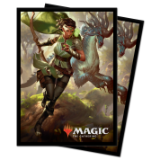 UP - Standard Sleeves Magic: The Gathering - Ikoria Vivien, Monster's Advocate (100 Sleeves)