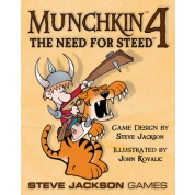 Munchkin 4 - The Need for Steed - EN