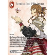 Final Fantasy TCG - Promo Bundle Vermilion Bird l'Cie Caetuna January (50 cards) - EN