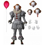 IT Chapter 2 - Ultimate Pennywise (2019 Movie) Action Figure 18cm