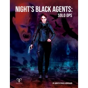 Night's Black Agents Solo Ops - EN