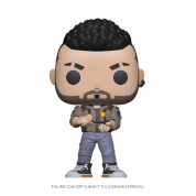 Funko POP! Cyberpunk 2077 - V-Male Vinyl Figure 10cm