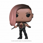 Funko POP! Cyberpunk 2077 - V-Female Vinyl Figure 10cm