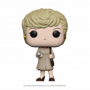 Funko POP! Murder She Wrote- Jessica w/ Trenchcoat & Flashlight Vinyl Figure 10cm