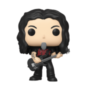 Funko POP! Slayer - Tom Araya Vinyl Figure 10cm