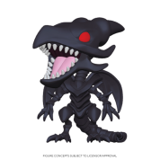 Funko POP! Yu-Gi-Oh - Red-Eyes Black Dragon Vinyl Figure 10cm