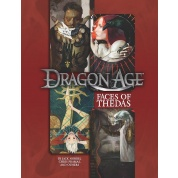 Dragon Age RPG: Faces of Thedas - EN