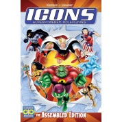 Icons Superpowered Roleplaying: The Assembled Edition - EN