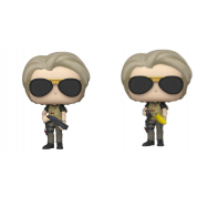 Funko POP! Terminator Dark Fate - Sarah Connor Vinyl Figure 10cm Assortment (5+1 chase figure)