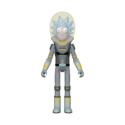 Funko Action Figure Rick & Morty - Space Suit Rick Vinyl Figure