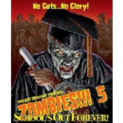 Zombies!!! 5 - Schools Out Forever 2nd Edition - EN