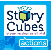 Rory's Story Cubes - Actions (shrinkwrapped) - EN