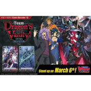 Cardfight!! Vanguard V - Team Dragon's Vanity! Booster Display (12 Packs) - EN