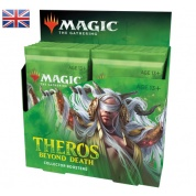 MTG - Theros Beyond Death Collector Booster Display (12 Boosters) - EN