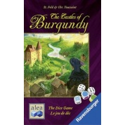 Castles of Burgundy Dice Game - EN