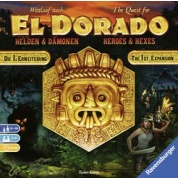 Thr Quest for El Dorado: Heroes and Hexes - EN