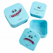 Funko POP! Home - Rick & Morty - Plastic Storage Set: Mr. Meeseeks