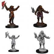 D&D Nolzur's Marvelous Miniatures - Female Dragonborn Fighter (6 Units)