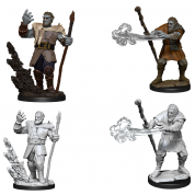D&D Nolzur's Marvelous Miniatures - Male Firbolg Druid (6 Units)