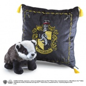 Harry Potter - Hufflepuf House Plush and Cushion