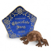 Harry Potter - Chocolate Frog cushion and plush